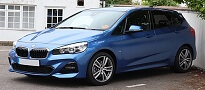 BMW 2 series Active Tourer (F45, F46)