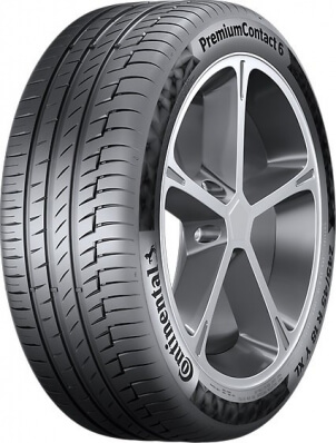 Continental ContiPremiumContact 6 255/55 R20 110V