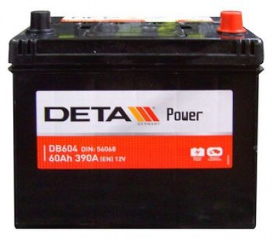 Deta DB604 Power