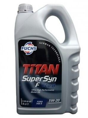 Fuchs Titan Supersyn F Eco B 5W-20 4L
