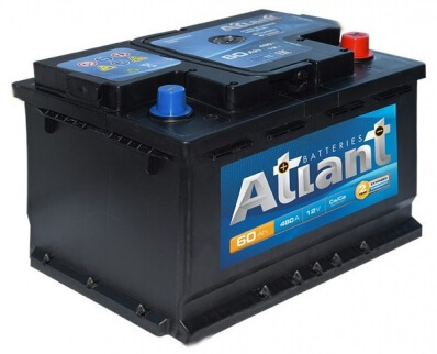 Atlant 6CT 60 Ah L+