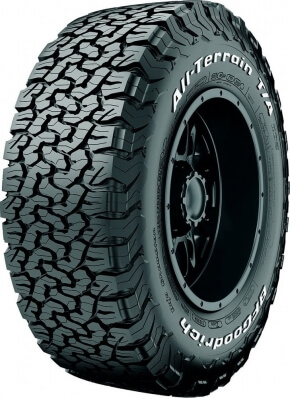 BF Goodrich All Terrain T/A KO2 235/85 R16 116S