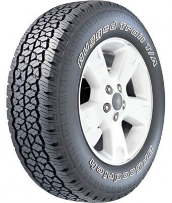 BF Goodrich Rugged Trail T/A 265/70 R16 111T