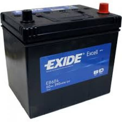 Exide Excell EB604