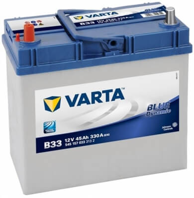 Varta Blue Dynamic B33 (545 157 033)
