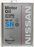Ch/Ff Nissan Strong Save-x ulei sae 5W30 (1л)