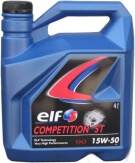 Elf Competition ST 15W-50 4L