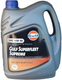 Gulf Superfleet Supreme 10W-40 5L