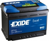 Exide Excell EB712