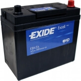 Exide Excell EB454