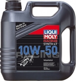 Liqui Moly Racing Synth 4T 10W-50 5L